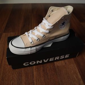 NEW!! Converse CTAS High Top Sneakers RAW GINGER
